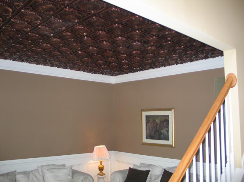 ceiling tiles in georgia - Faux Tin Ceiling Tiles
