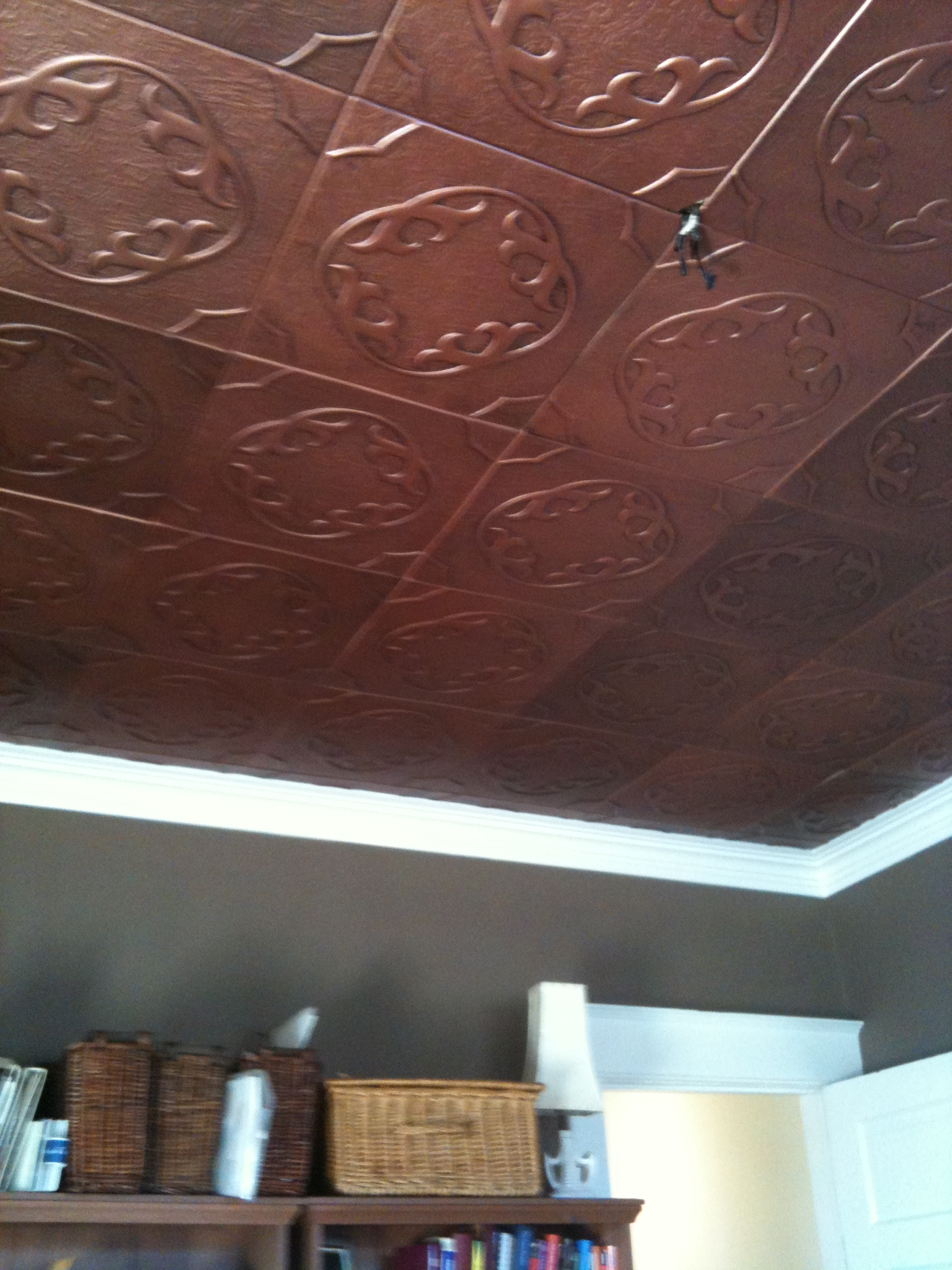 My clients projects decorative ceiling tiles incs blog page 2 old wolrd ceiling tiles arizona dailygadgetfo Choice Image