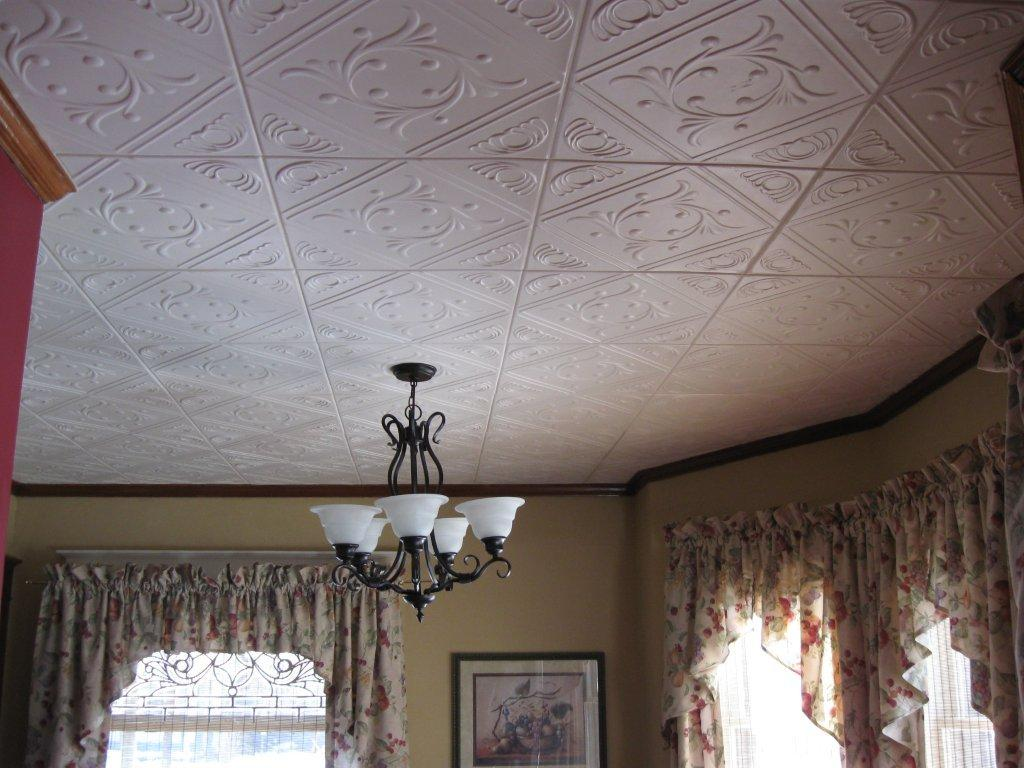 Ceiling Tiles Installed In Clyde Ohio Decorative Ceiling