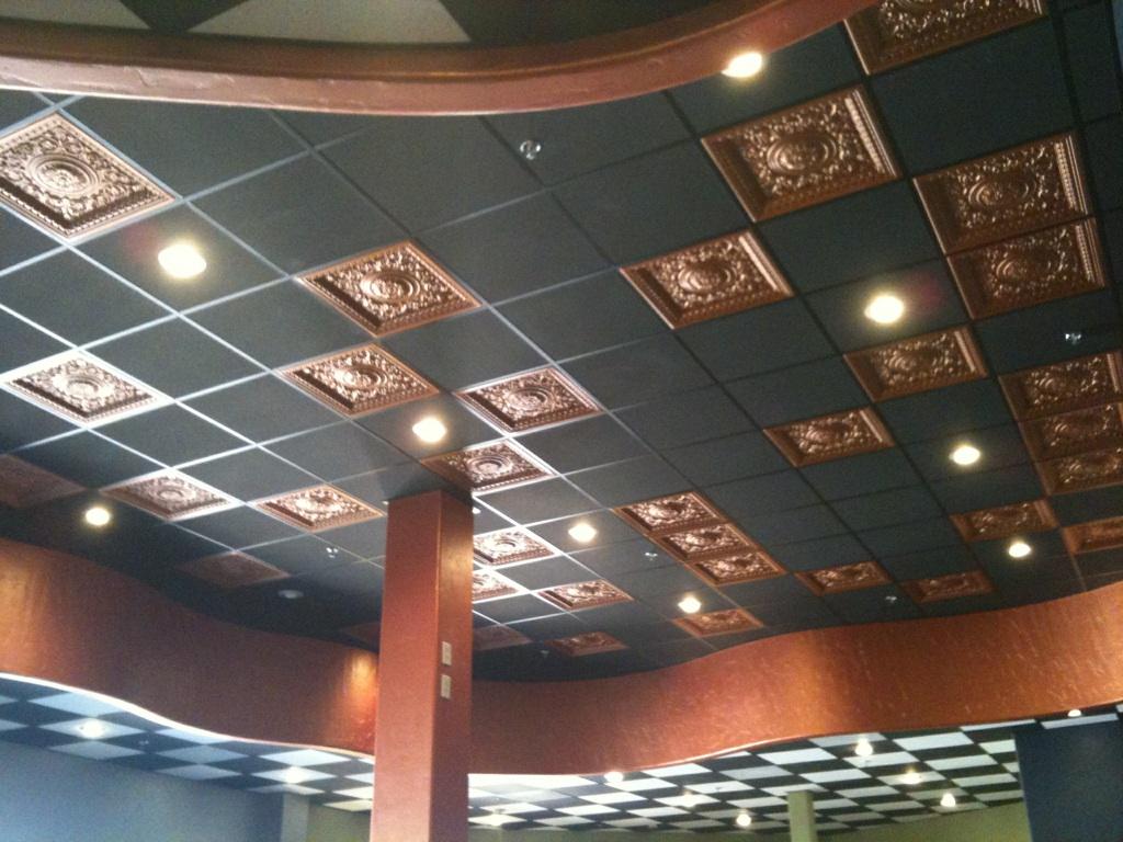 Delightful Ceiling Tiles For Commercial Kitchens #3: Wc02copper.jpg